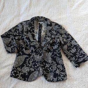 CAbi Eliza Brocade Jacket